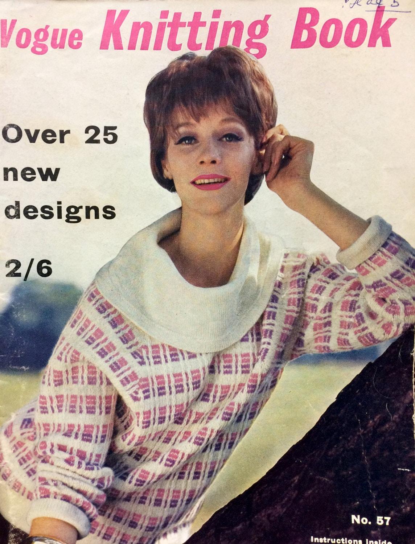 Vintage vogue knitting book magazine no 57 1960 vintage knitting vintage vogue knitting book magazine no 57 1960 vintage knitting patterns bankloansurffo Choice Image