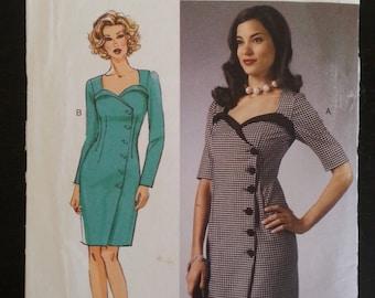 Butterick 5953 - Patterns by Gertie - Butterick pattern Misse's dress - sizes 6-8-10-12-14