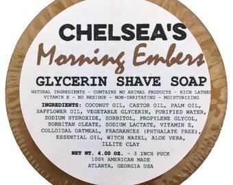 Chelsea's Morning Embers Shaving Soap