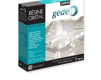 Crystal 300ml - Gedeo resin Kit