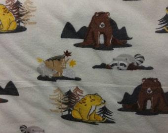 Custom Large recieving blanket