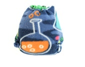 Newborn Cloth Diaper Cover - Science - Lab - Cute - Awesome present - Gift Idea