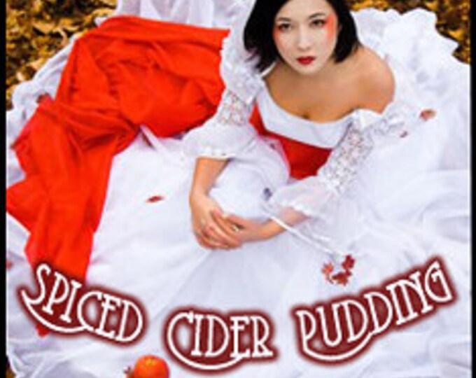 THREEBIES! Lot #413 - Jewels of Avalon, Cherub's Kiss, Spiced Cider Pudding - Love Potion Magickal Perfumerie