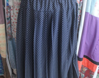 Polka dot skirt REF 452