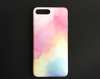 Watercolours - iPhone 6/iPhone6s/iPhone6Plus/iPhone6SPlus/iPhone7/iPhone7Plus case