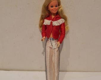 Vintage Horse Lovin' Skipper 5029 Mattel 1982