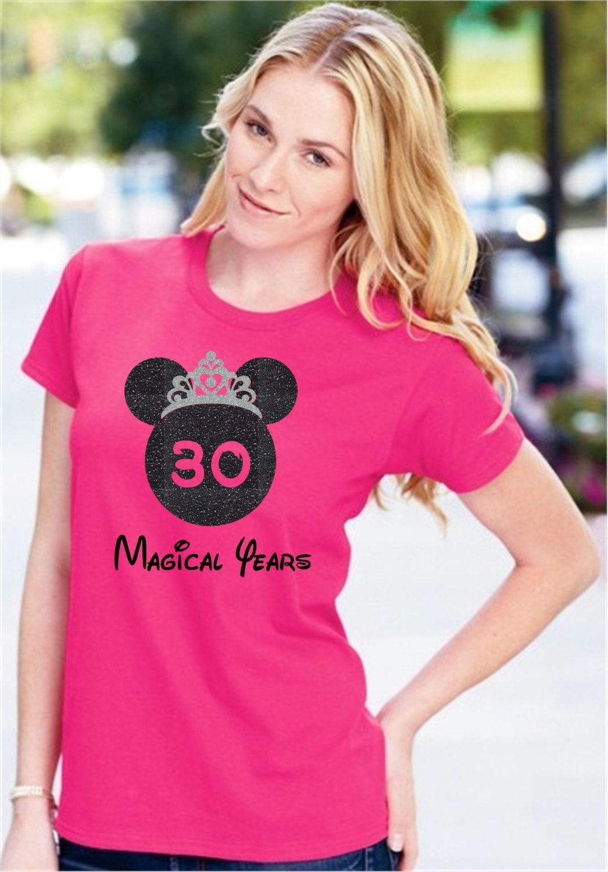 Disney Birthday Shirt Disney Birthday Girl Shirt Disney