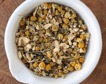 Summer Tonic - Chamomile - Ginger - Elderflower - Nettle - Lemon Balm - Liquorice Root - 60g