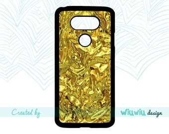Crunchy golden blanket pattern fun swag phone gold like awesome phone case for lg phone cover for lg g6, lg g5, lg g4, lg g3