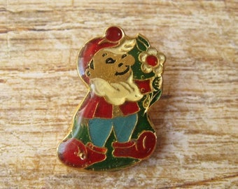 Vintage Cartoon Characters Pins, Vintage Pins, Funny Pins, Gnome Pins, Pins for Kids, Cartoon Portraits, Lapel Pins Enamel