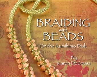 Braiding with Beads on the Kumihimo Disk