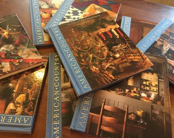 9  volumes of the Time-Life Series: American Country