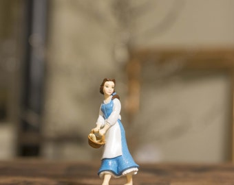 Disney Princess Belle from Beauty and the Beast Christmas Ornament