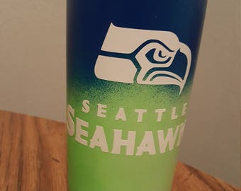 Seahawks Thermal Coffee Cup