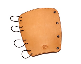Traditional Leather Arm Guard Archery / arm guard