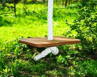 adult tree swing etsy. Black Bedroom Furniture Sets. Home Design Ideas