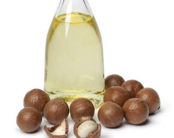 Macadamia Nut Oil Cold Pressed 8 Fl Oz