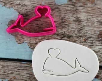 Whale Love Cutter