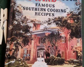 1991 Gone With The Wind Cook Book