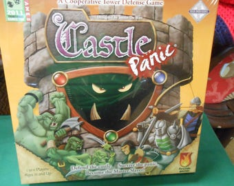 "NEW Game- ""Castle Panic"""
