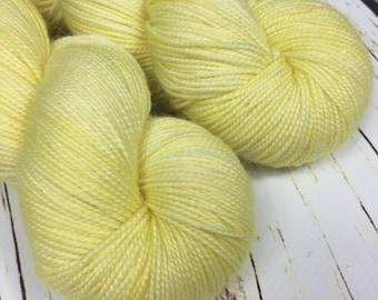 Posh Sock / Buttercup / MCN