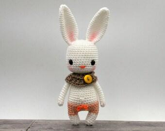 Crochet pattern - Kiara the mini bunny