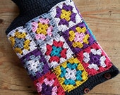 RESERVED SHARON Hot Water Bottle Cover
