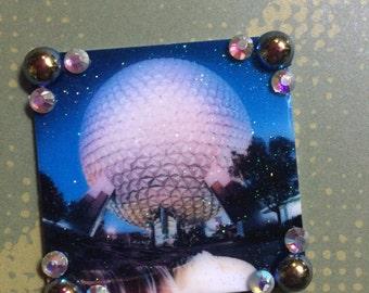 Spaceship Earth Pin