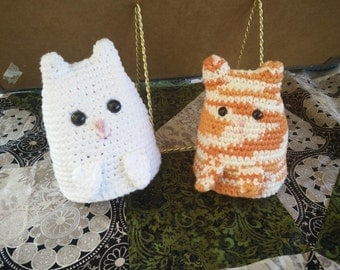 Made to Order-Dumpling Cats!