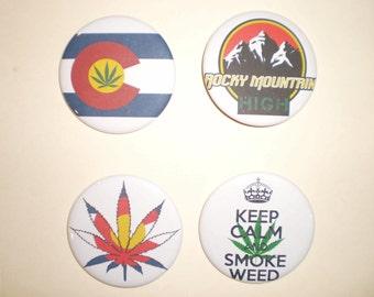 Colorado Weed - Pack Pins