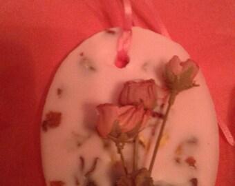 Handmade Soy Wax Tablets