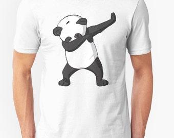 Cool Dabbing Panda or  Cool Dabbing Bunny T-shirt