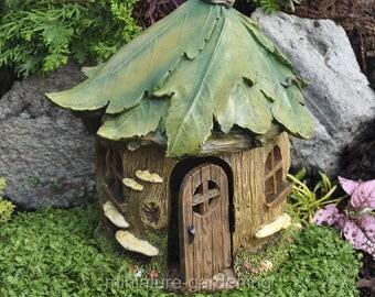 Forest Fairy House for Miniature Garden, Fairy Garden
