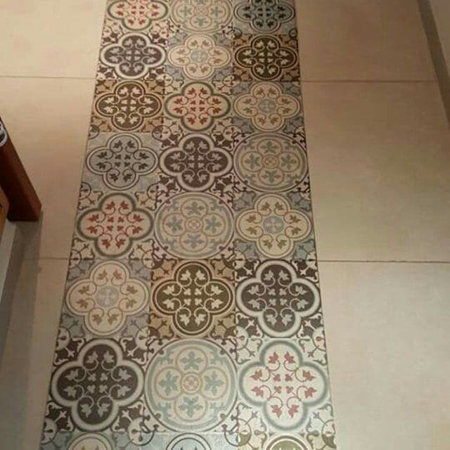 Decorative Mats Vinyl Tiles Decals For Floor Amp Wall By Videcor