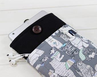 Kindle sleeve, iPad mini 4 case, tablet sleeve, tablet case, iPad sleeve, Kindle case, iPad mini case, Kindle Paperwhite case, iPad case