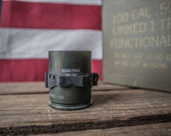 40mm Military M203 MK 19 Grenade Launcher Casing
