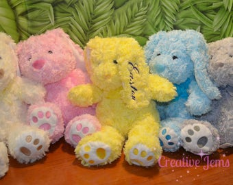 Customized Easter Bunny