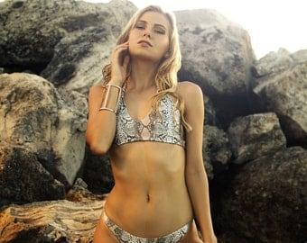 Bahia Double Strap Bikini Top