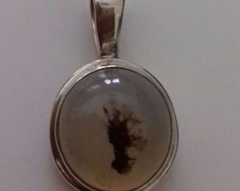 sterling silver jewellery pendant