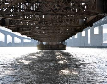 Union Pacific Railroad's Benicia-Martinez Draw Bridge