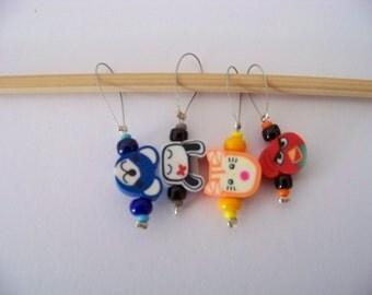 Stitchmarker Animals
