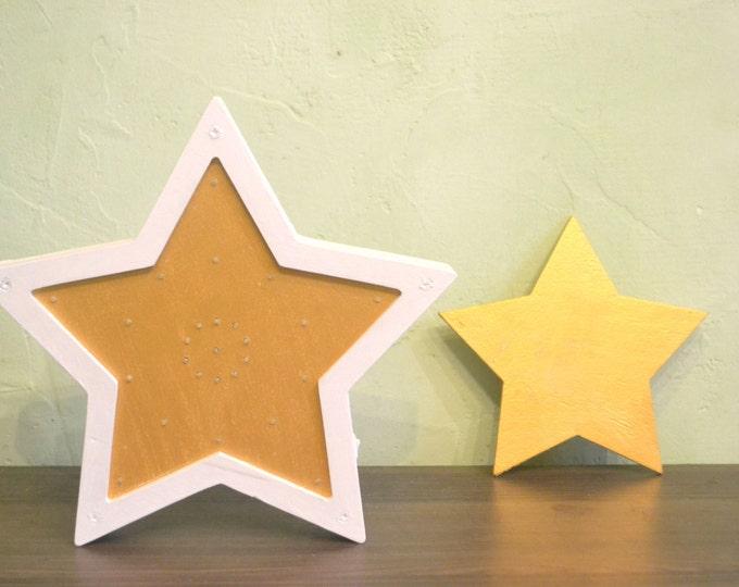 gold star night light gold wooden star gold night light gift for baby girl gold star nursery wood night light girl gift newborn room decor