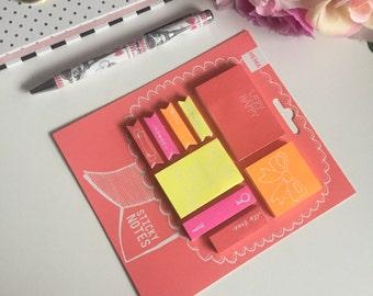 Sticky notes | sticky notes