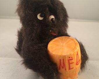 Russian Vintage Bear Figurine