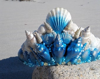 Amazing Seashell Crown 'Neptun'