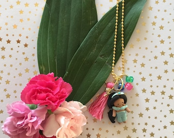 Disney Inspired Necklace // Princess Jasmine Necklace