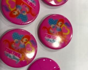 Winx button