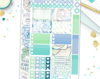 Personal planner Kit, Simple Things, planner stickers