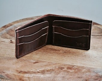 Classic Bifold Leather Wallet