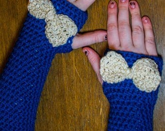 Bow Arm Warmers